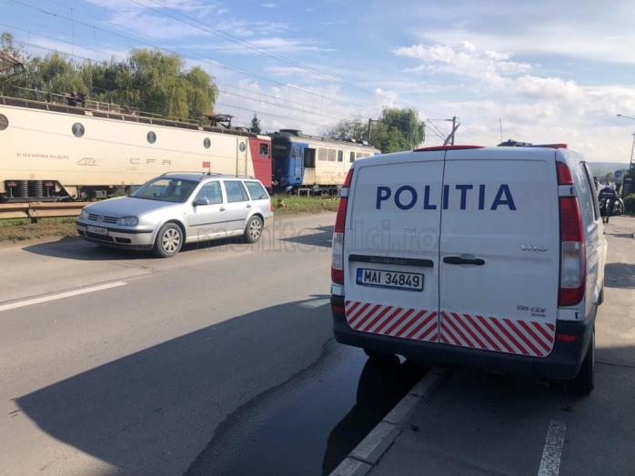 ACCIDENT GRAV în Cluj-Napoca! O persoană a fost lovită de tren