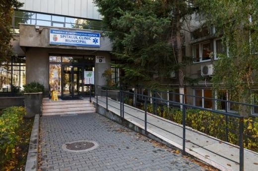100 de locuri la Spitalul Clujana pentru bolnavii de COVID-19. Câte locuri la ATI?