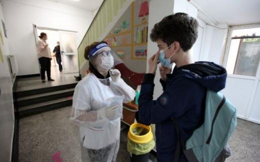 Vești bune pentru elevii clujeni! ISJ achiziții impresionante pentru combaterea coronavirusului în școli