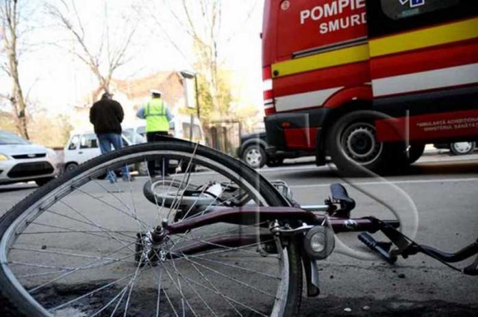 ACCIDENT MORTAL. Un biciclist de 74 de ani a fost lovit mortal în trafic la intersecția străzilor Avram Iancu spre Piața Republicii