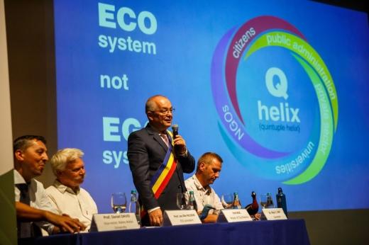 """Emil Boc, în Comitetului European al Regiunilor: """"La Cluj, am dezvoltat un ecosistem de încredere"""""""