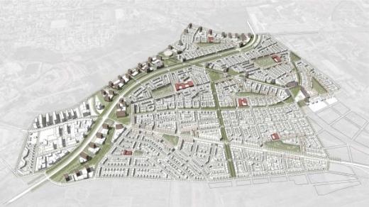 Dezbatere privind Masterplanul Sopor, primul cartier construit de la zero în ultimii 30 de ani în România. Proprietarii de case se tem că se vor trezi înconjurați de blocuri