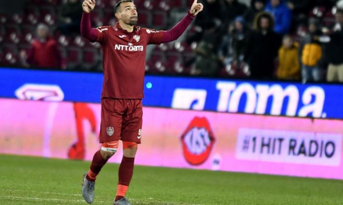 """Victorie cu scântei pentru CFR Cluj! Petrescu a văzut """"bijuteria"""" lui Vinicius din tribune"""