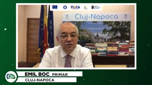"""Emil Boc, către proprietarii din Sopor: """"Vom avea un dialog decent, în interes mutual. Acest oraș nu este al profitului"""""""