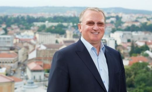 După ce a ratat pragul pentru Consiliul Județean Cluj, Remus Lăpușan candidează pentru un loc de deputat