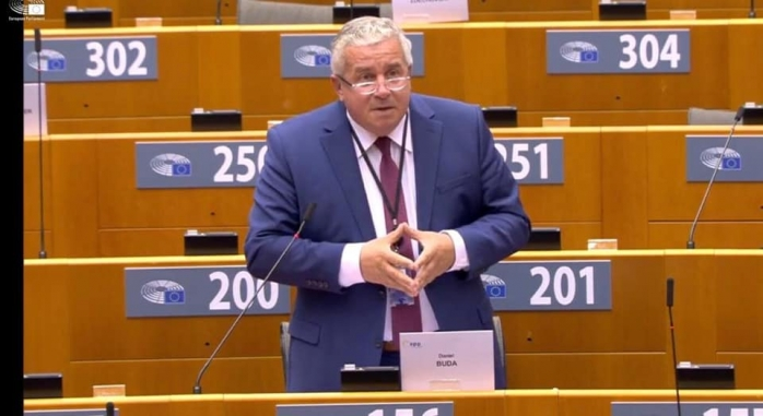"""Europarlamentarul Daniel Buda (PNL/PPE): """"Politica Agricolă Oomună post-2020 trebuie să facă față provocărilor viitoare"""""""