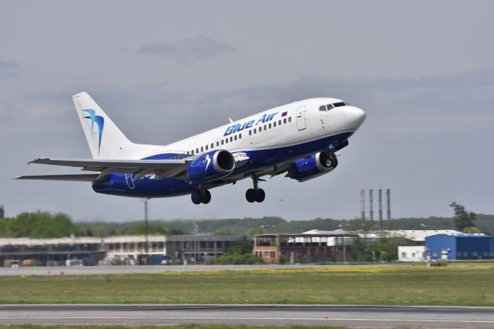 Blue Air anunță 12 rute noi din Cluj-Napoca!
