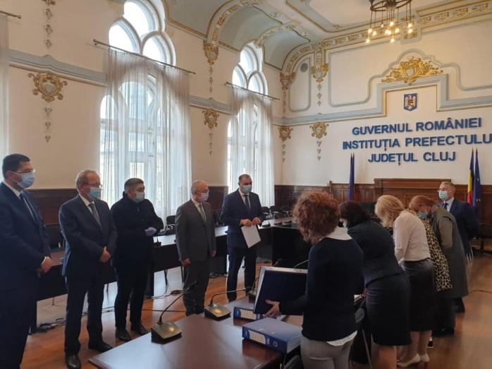 """PNL Cluj a depus listele de candidați la alegerile parlamentare. Emil Boc: """"O listă care va susține proiectele majore de modernizare a Clujului"""""""