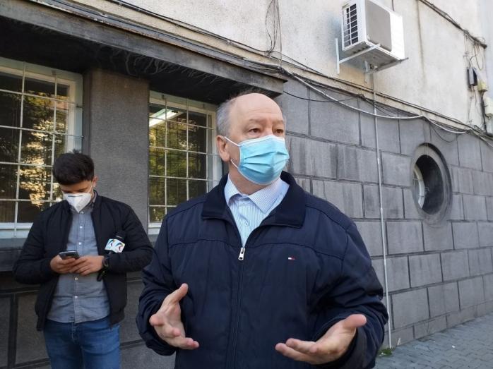 VIDEO. Șeful DSP Cluj recunoaște instituția este depășită de numărul mare de cazuri de COVID-19
