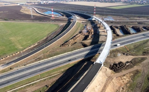 """Lotul I al Autostrăzii Transilvania, deschis anul acesta? Bode: """"Progresul fizic este de peste 95%"""""""