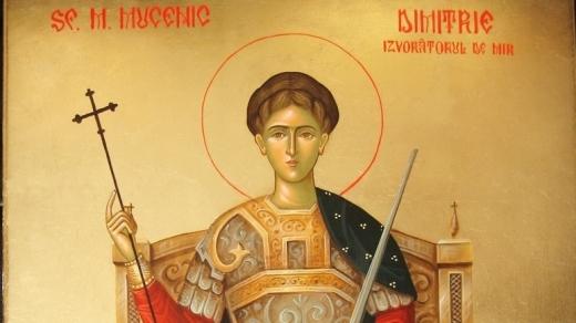 Sfântul Dumitru, Izvorâtorul de Mir. Ce nu ai voie să faci în 26 octombrie?