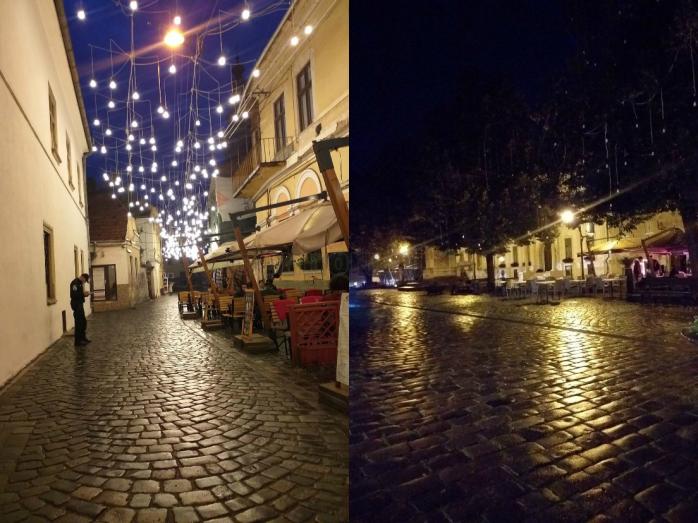 Bate vântul în Cluj-Napoca. Orașul arată ca-n primele luni de pandemie. FOTO