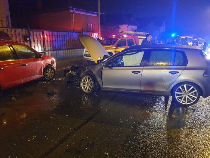 Șoferul implicat în accidentul de pe strada Oașului s-a predat singur după ce a fugit de la locul faptei