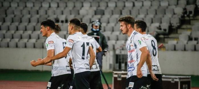 """Universitatea Cluj, victorie uriașă la Mioveni! Negrean a marcat primul gol din carieră pentru """"U"""""""