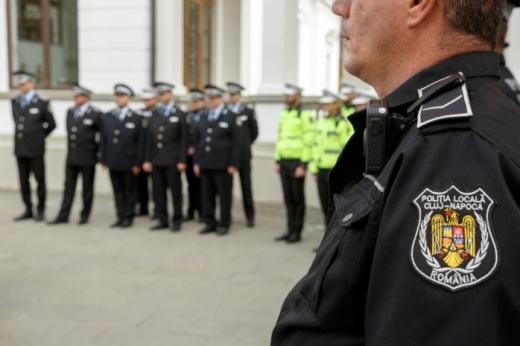 Proiect de lege. Spor COVID de 2.000 de lei pe lună pentru polițiștii locali