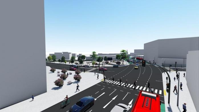 Undă verde pentru lărgirea Căii Mănăștur. Bandă de bus, piste de biciclete și un nou pod peste Canalul Morii
