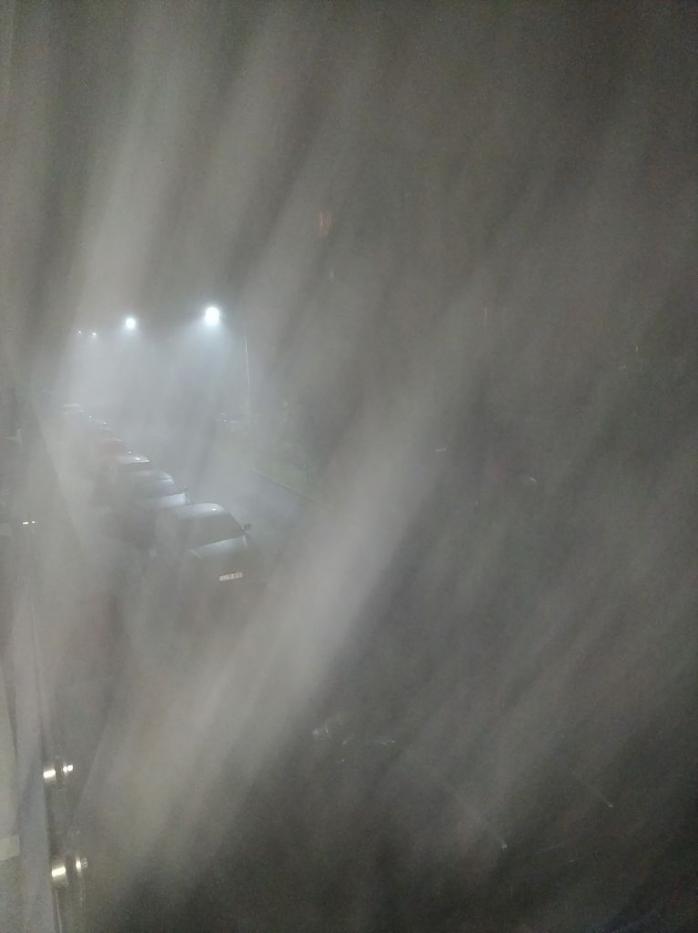 COD GALBEN în Cluj! Bună Ziua, acoperită de ceață. FOTO