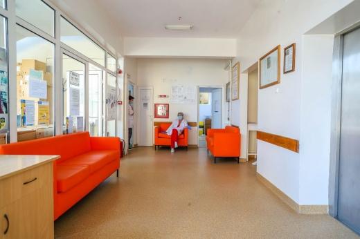 Secție a Spitalului Judetean Cluj, modernizată cu peste un milion de lei! Cum arată acum? FOTO