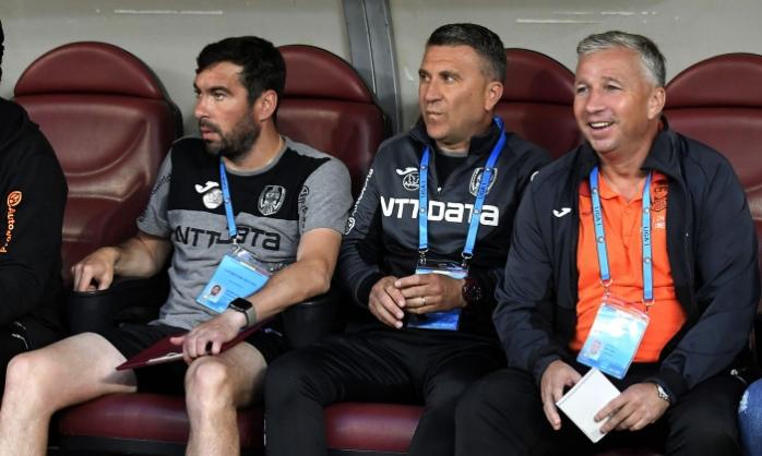 Războiul dintre Minteuan și CFR Cluj continuă la comisii. Fostul antrenor secund vrea 30.000 de euro