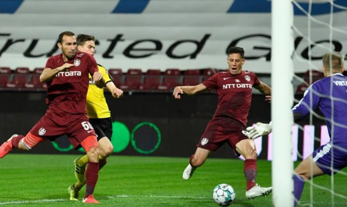 Dan Petrescu s-a decis asupra primului 11 la meciul CFR Cluj - Young Boys Berna