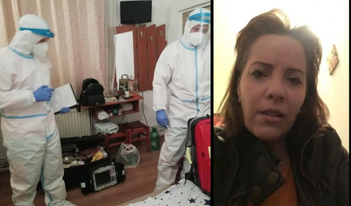 """O tânără carantinată la o pensiune din Cluj, amendată că nu a respectat măsurile. Susține că a fost agresată de proprietar: """"Am fost îmbrâncită, strânsă cu ușa, abuzată verbal"""""""