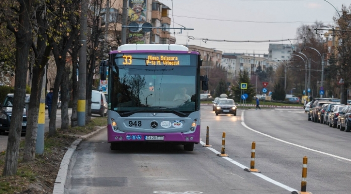 Autobuze mai dese de 1 noiembrie! CTP a suplimentat anumite linii