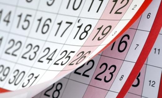 Angajații vor avea parte de o nouă minivacanţă. În ce zile pică Sfântul Andrei și Ziua Națională?