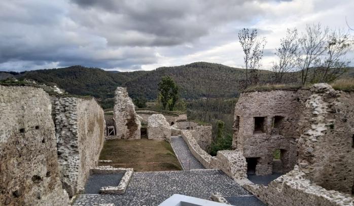 Cetatea Bologa - foto: Raymond FÜSTÖS/Monitorul de Cluj