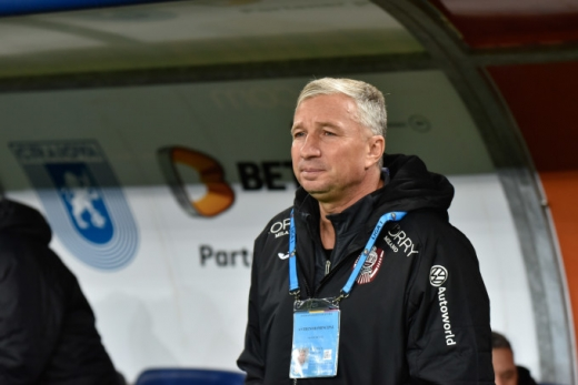 """Petrescu se joacă de-a plecarea la CFR Cluj:""""Regret ce am declarat după meciul cu Gaz Metan"""