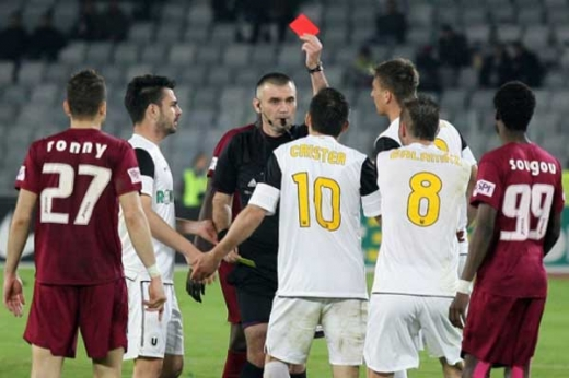 """CFR  – """"U"""" în Cupa României ? Clujenii visează la un derby după 5 ani"""