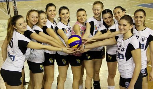"""Voleibalistele de la """"U"""" Cluj, interzis la turneul de la Bacău. Trei jucătoare sunt infectate cu COVID-19"""