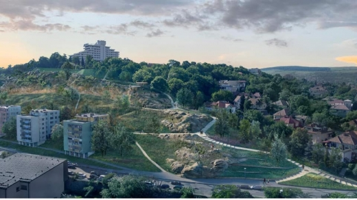 """Cetățuia va fi reimaginată: mașinile, scoase din """"peisaj"""", accent pe latura istorică și pe spațiile verzi"""