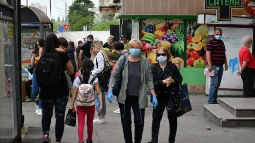 Rata de infectare cu COVID-19 se apropie de 7 la Cluj-Napoca. Gherla - aproape 9 infectări la mia de locuitori