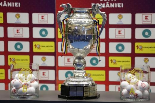 Adversari facili pentru CFR Cluj și Universitatea Cluj în Cupa României