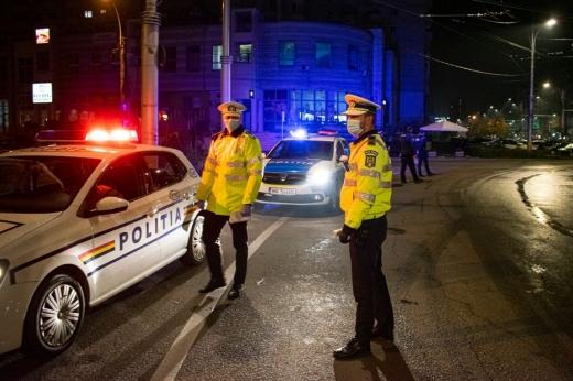 Noile restricții anti-COVIDau intrat în vigoare. Acțiuni ale poliției, în Cluj-Napoca