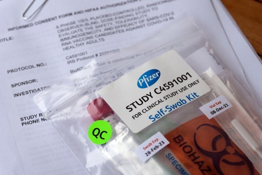 Vaccinul anti-COVID-19 este gata. Când vor fi livrate primele doze în România
