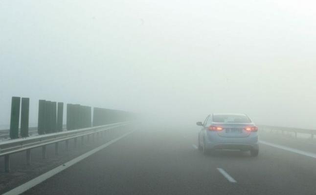 Atenție, șoferi! Cod galben de ceață densă și vizibilitate redusă
