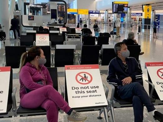 Care sunt aeroporturile din Europa unde te poți testa de COVID-19