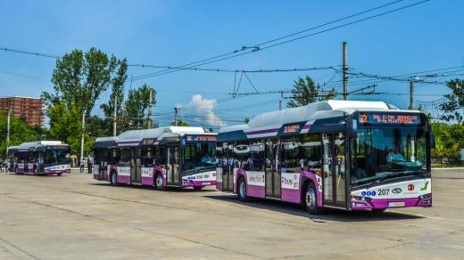 Cluj-Napoca este campion la mobilitate nepoluantă, cu bani Regio