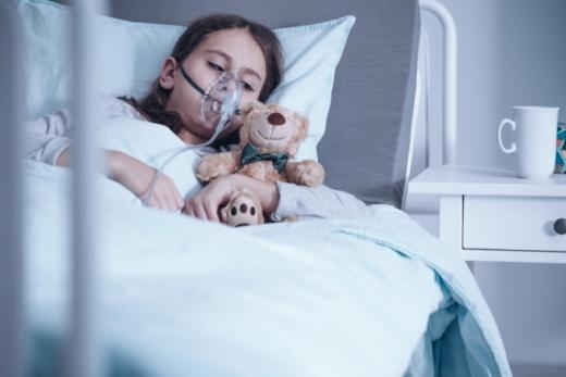 Peste 200 de copii infectați cu COVID19 sunt internați în spitale, dintre care 8 la Terapie Intensivă