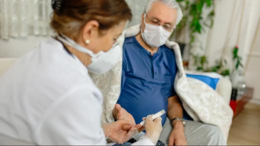 Pacienții cu diabet, mai expuși în fața COVID19. Riscul de deces, DUBLU pentru cei care suferă de această boală