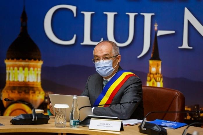 """Veste bună pentru clujeni. Emil Boc: """"La această oră, nu se ia în considerare carantinarea municipiului Cluj-Napoca"""""""