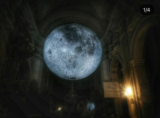 Luna și alte instalații instalațiile de lumină se reîntoarc la Cluj. Ediția de anul acesta, mai pandemică!