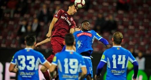 CFR Cluj - Poli Iași se va juca în Gruia! Gest superb făcut de formația din Copou