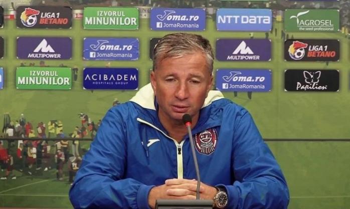 Dan Petrescu rămâne la CFR Cluj. Bilașco a lămurit situația antrenorului clujean