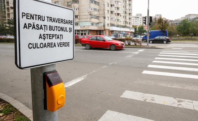 Atenție, șoferi! Semafoare noi puse în funcțiune pe două străzi din Cluj-Napoca