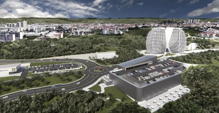 Mall-urile, la mare căutare în pandemie. Un nou centru comercial va fi construit la Cluj