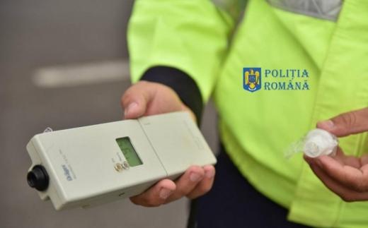 Un șofer clujean a fost prins de două ori în aceeași zi băut și fără carnet de polițiști