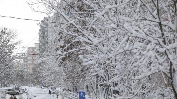 Vine iarna! Încep ninsorile în zona Transilvaniei, iar temperaturile minime negative vor fi simțite în toată țara