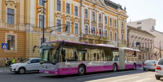 CTP suplimentează numărul autobuzelor pe de o anumită linie. Care este această?